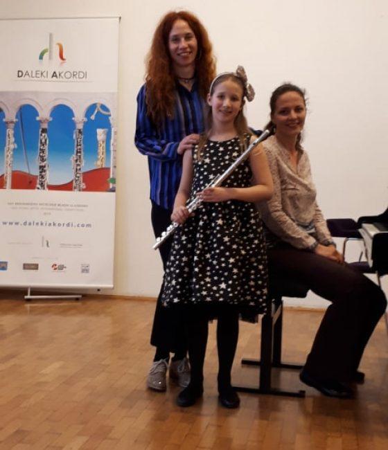 Ava Asia Kanceljak, Anamarija Škara Youens i Jenny Brković